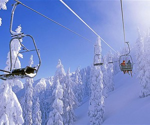 amazing, Skiing, and snow image