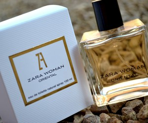 smell, women, and Zara image