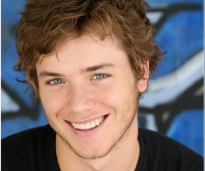 jeremy sumpter, smile, and peter pan image