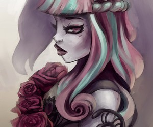 monster high and rochelle goyle image