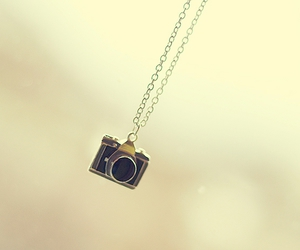 camera, jewelery, and necklace image