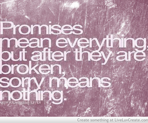 promise and quote image