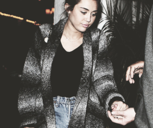miley cyrus and candids image