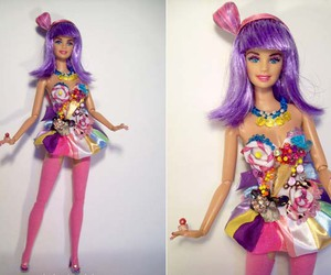 katy perry, barbie, and doll image