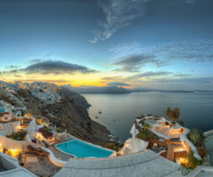 beautiful, Greece, and photography image