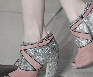 miu miu, fashion, and shoes image