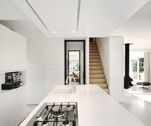 house, design, and white image