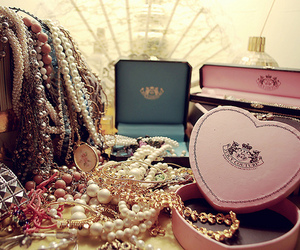 jewelry, accessories, and pink image