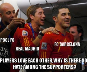 real madrid, fc barcelona, and liverpool fc image