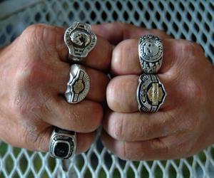 harley davidson and rings image