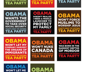 canada, jesus, and tea party image