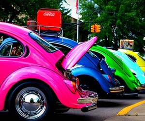 car, colors, and colorful image