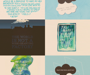 quote, the fault in our stars, and john green image