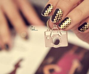 nails, beautiful, and camera image