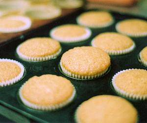cupcake, food, and muffins image