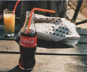 vintage, coke, and coca cola image