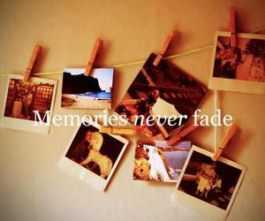 memories, fade, and never image