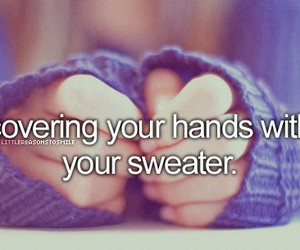 girl, just girly things, and sweater image