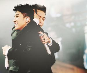 bigbang, seungri, and top image