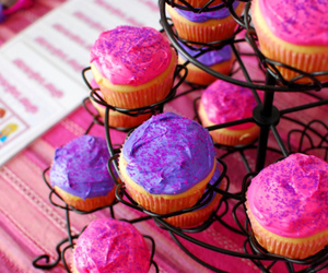 cupcake, food, and photography image