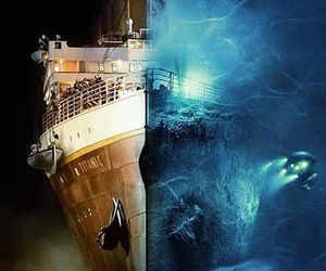 titanic and ship image
