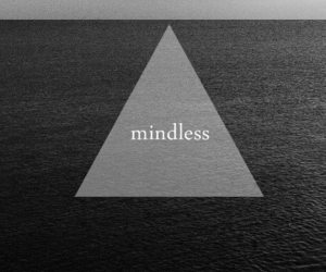 mindless, hipster, and triangle image