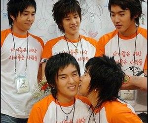 kangin, super junior, and kyuhyun image