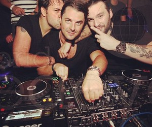 axwell, steve angello, and ingrosso image