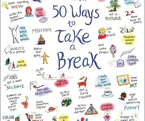 break, quotes, and text image