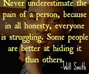 quote, pain, and will smith image