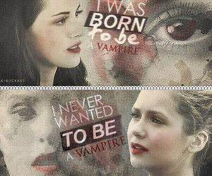 vampire, twilight, and kristen stewart image