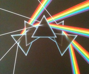 Pink Floyd, dark side of the moon, and the dark side of the moon image