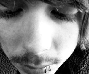 christofer drew and moustache image