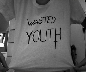wasted youth image