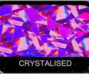 crystalised image
