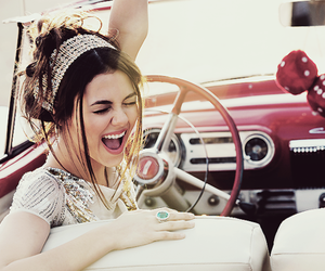 girl, car, and victoria justice image