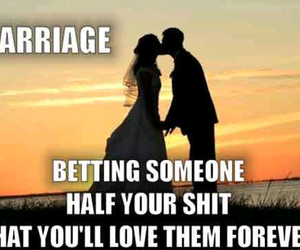 marriage and funny image