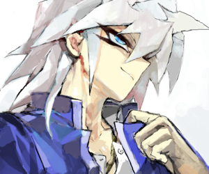 yugioh and bakura image