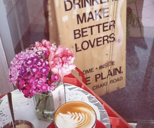 cafe, latte, and photography image