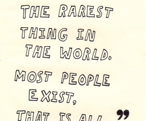exist, life, and quote image