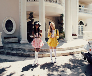 girl, Clueless, and wildfox image