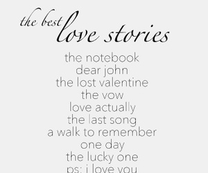 love, the notebook, and movies image
