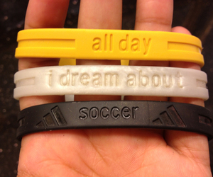 Dream, soccer, and football image