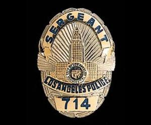 badge, dragnet, and friday image