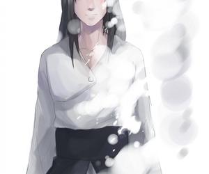 neji, naruto, and hyuga image