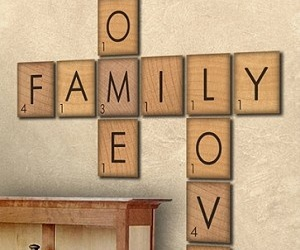 decor, family, and home image