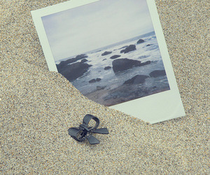 sand, bow, and photo image