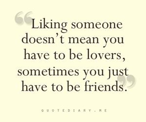 friends, quote, and like image