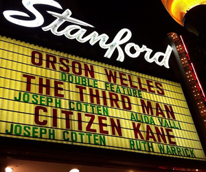 citizen kane, movie, and orson welles image