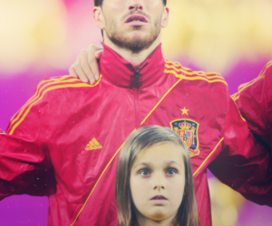 real madrid, sergio ramos, and spain nt image